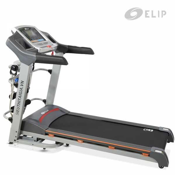 máy chạy bộ đa năng elip sport pro