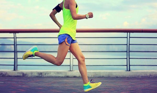 cách chạy bền để không bị sốc hông