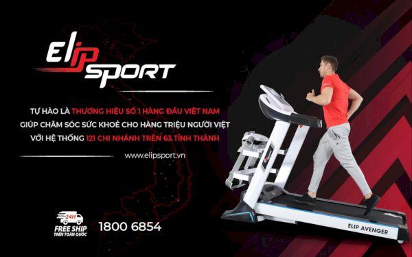 cửa hàng bán xe đạp tập thể dục Elipsport