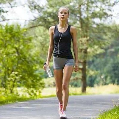 Mỗi ngày nên đi hoặc chạy bộ bao nhiêu km là đủ để giảm cân?