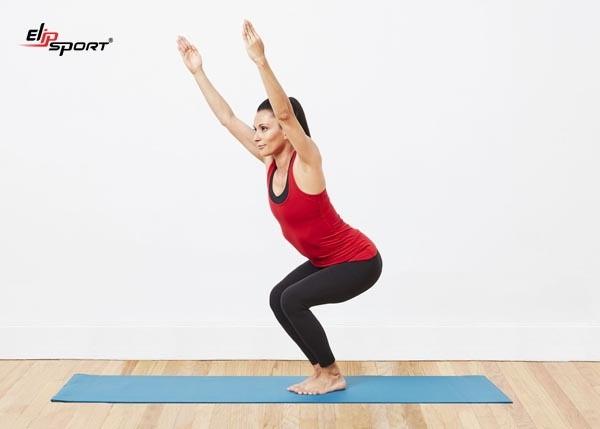 Tập yoga tốt cho tinh thần và cơ thể