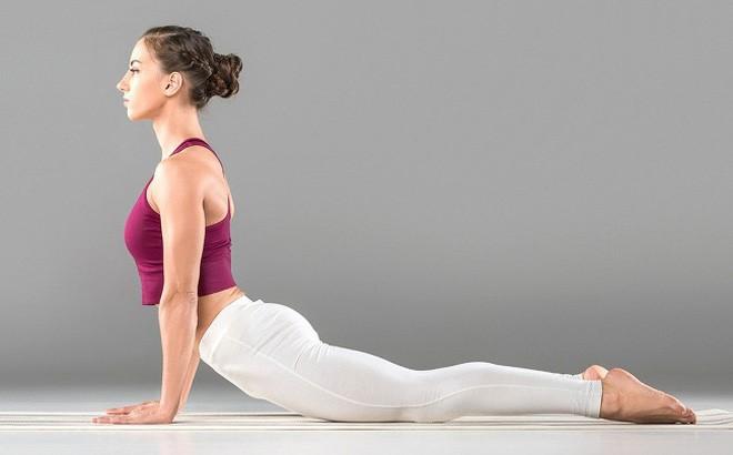 Bài tập Yoga Bhujangasana