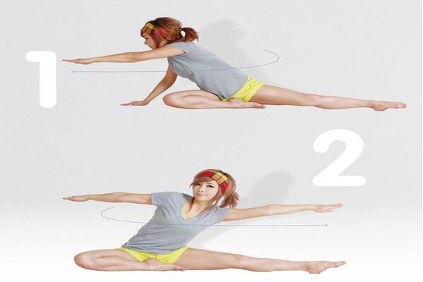 Bài tập yoga giảm mỡ bụng trước khi đi ngủ