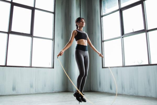 nhảy dây giảm cân hiệu quả