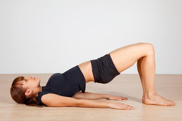các bài tập giảm mỡ bụng sau sinh mổ
