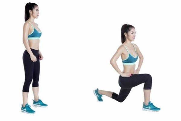 tập thể dục giảm cân nhanh trong 1 tuần