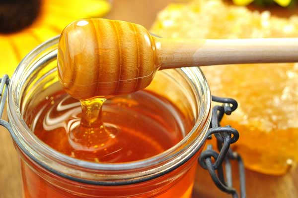cách làm serum mật ong
