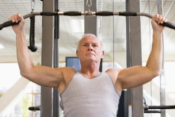 Các bài tập gym cho người trung niên 1