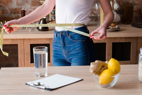 Cách giảm cân bằng nước chanh