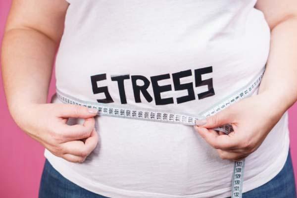Stress gây tăng cân khủng khiếp như thế nào? 1